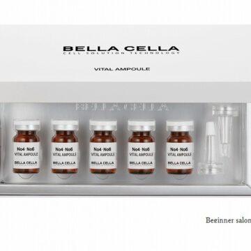 BELLA CELLA バイタルアンプル5本入(ビギナーサロン様専用)